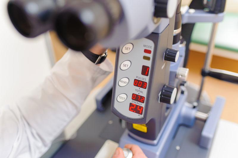 """Лазерный витреолизис (Лазерное лечение """"Плавающих мушек ..."""